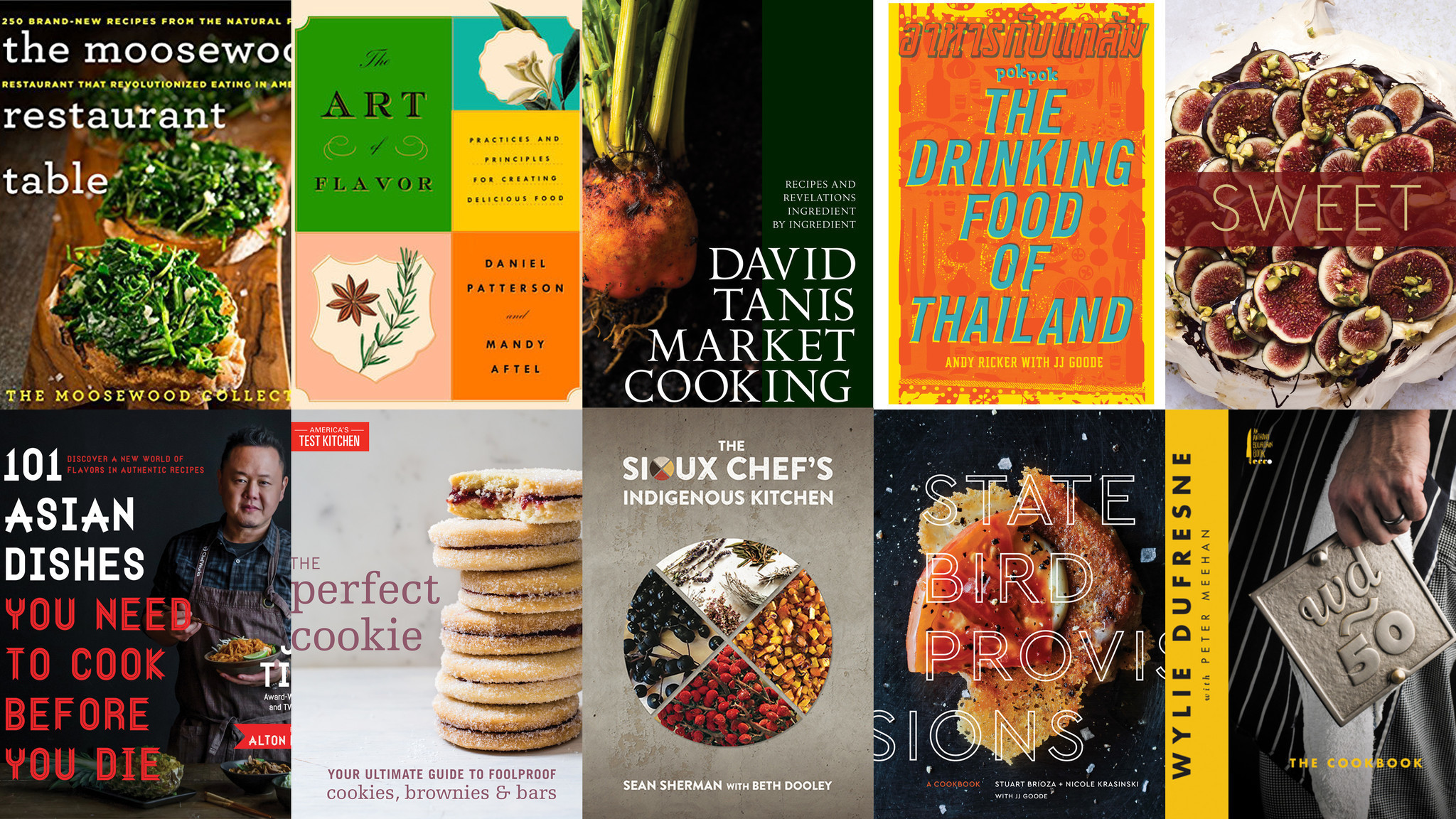 10 of the best new cookbooks of 2017 la times
