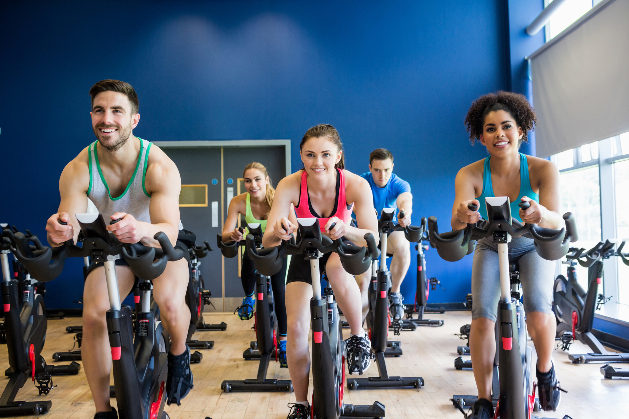 The 20 Unwritten Rules Of Spin Class Chicago Tribune