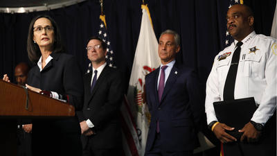 AG Madigan sues to enforce Chicago police reform; Emanuel pledges cooperation