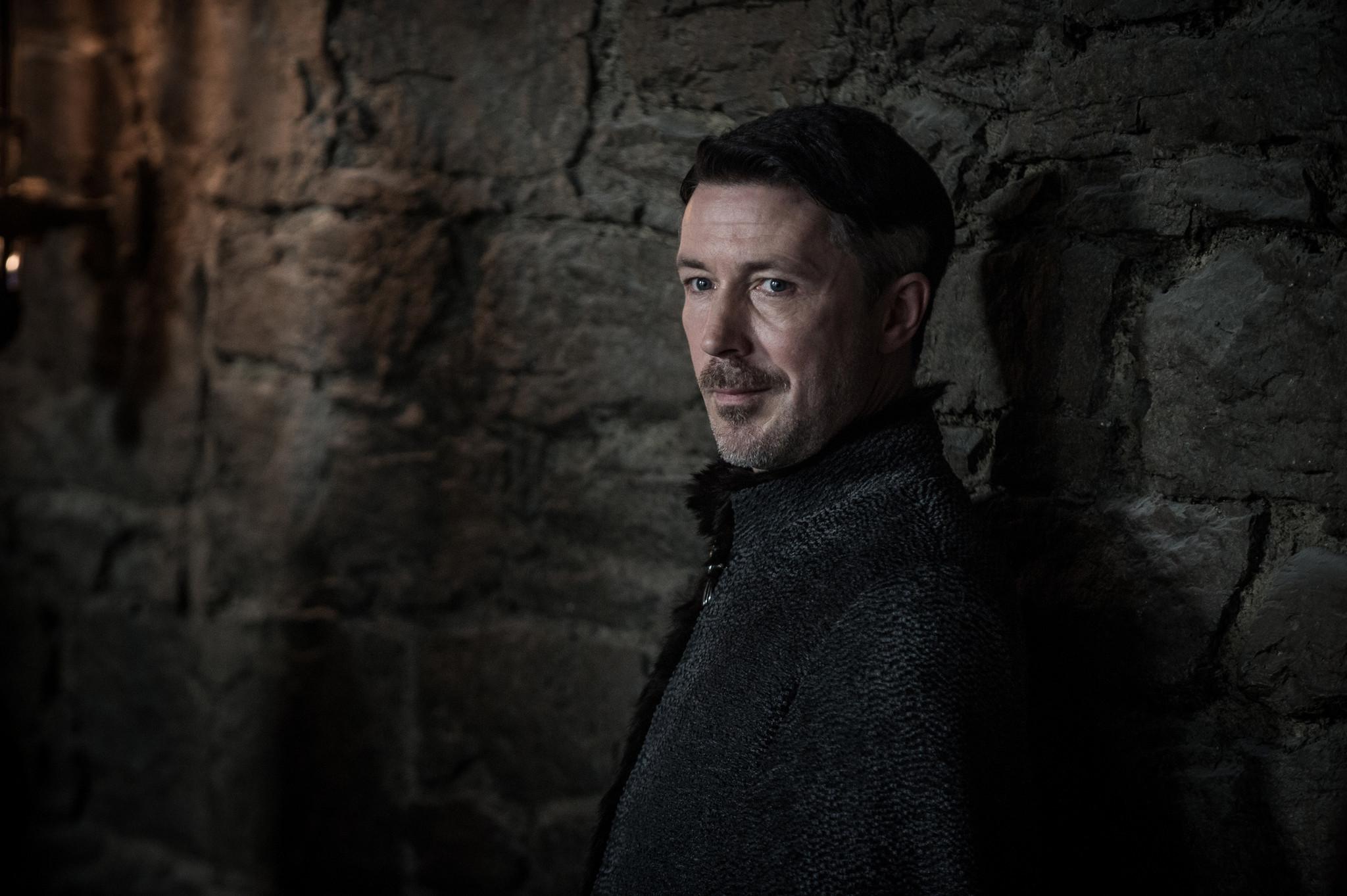 """Aidan Gillen as Littlefinger in """"Game of Thrones."""""""