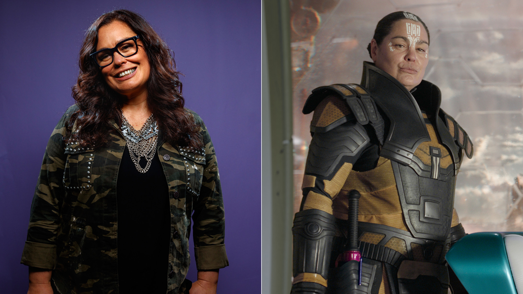 "Rachel House plays Topaz in ""Thor: Ragnarok."""