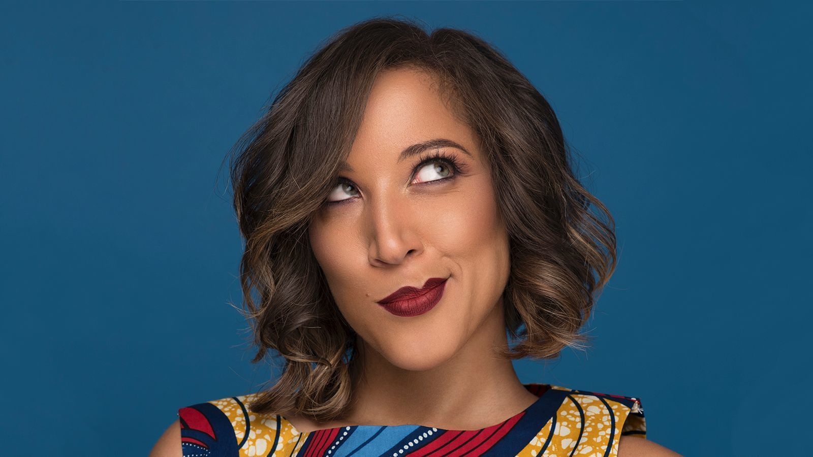 "Robin Thede of ""The Rundown"""