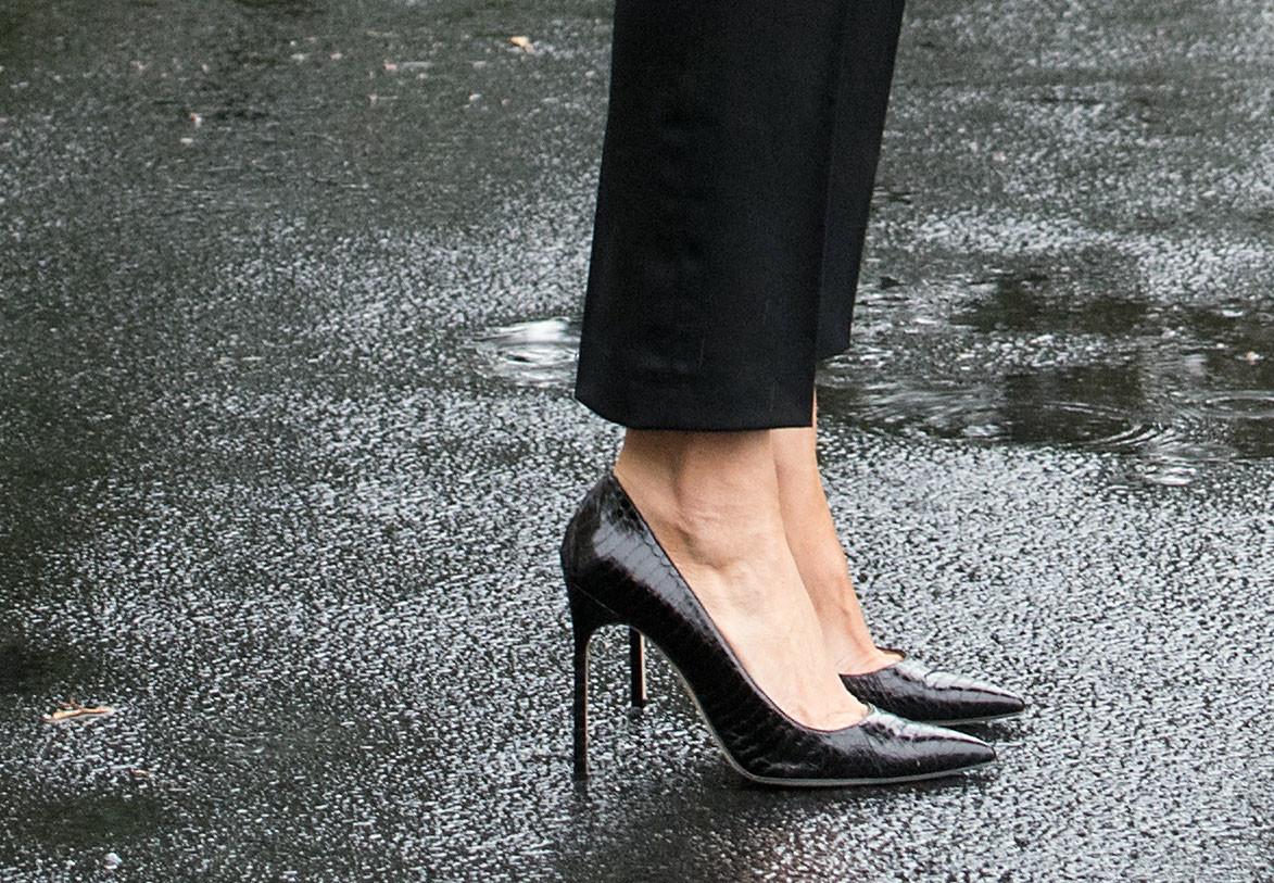 Alex Marie Black Shoes