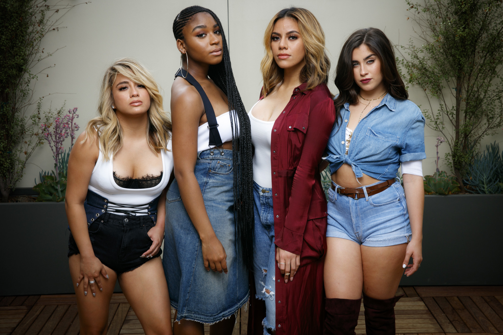 Fifth Harmony breaks down its 'passionate' new album track