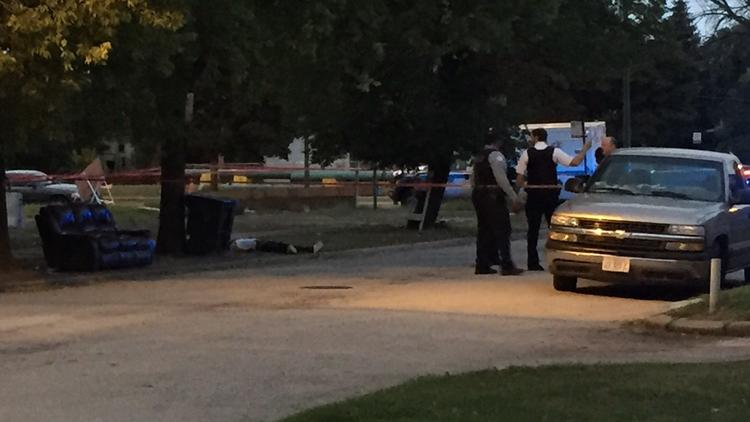 Man fatally shot in Morgan Park