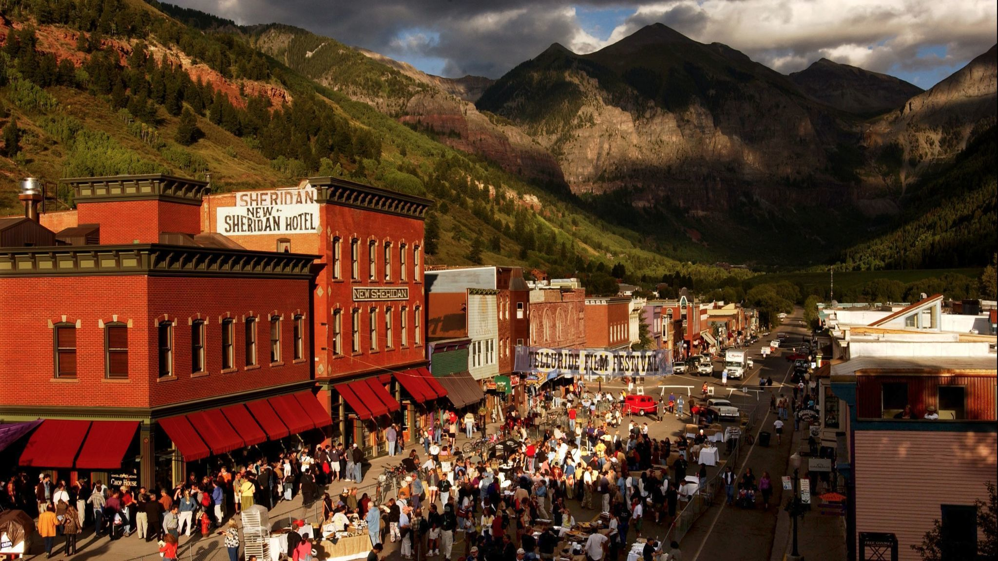 Oscar buzz to run high as the proudly low key telluride film festival gets underway la times