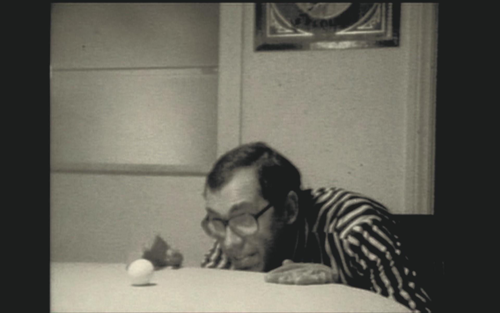 "Anna Maria Maiolino, ""+ - = - (detail),"" 1976, Super-8 film."