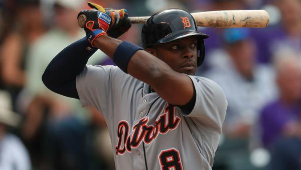 Angels close in on acquiring slugger Justin Upton from Tigers; Cameron Maybin moved to Astros