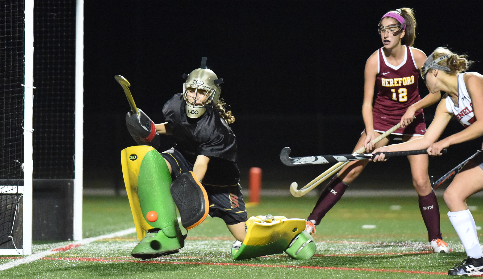 By Putting Field Hockey First Goalkeeper Camryn Kelbaugh Aiming To
