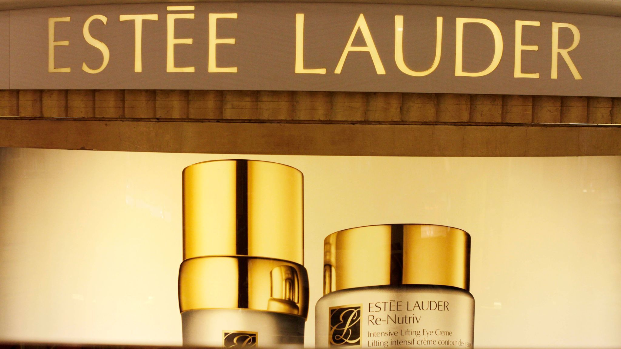 Federal agency accuses Estee Lauder of discriminating against new dads