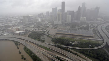 Researchers: Harvey is a 1,000-year flood event unprecedented in scale