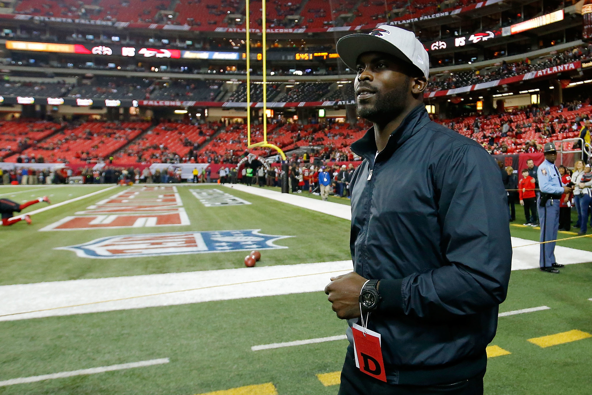 67ee3975fdb Will NFL viewers stomach Michael Vick as a Fox Sports analyst  - Chicago  Tribune