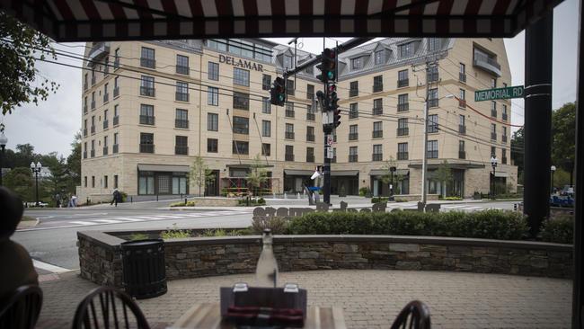 Delamar Hotel Lauren Schneiderman Hartford Courant