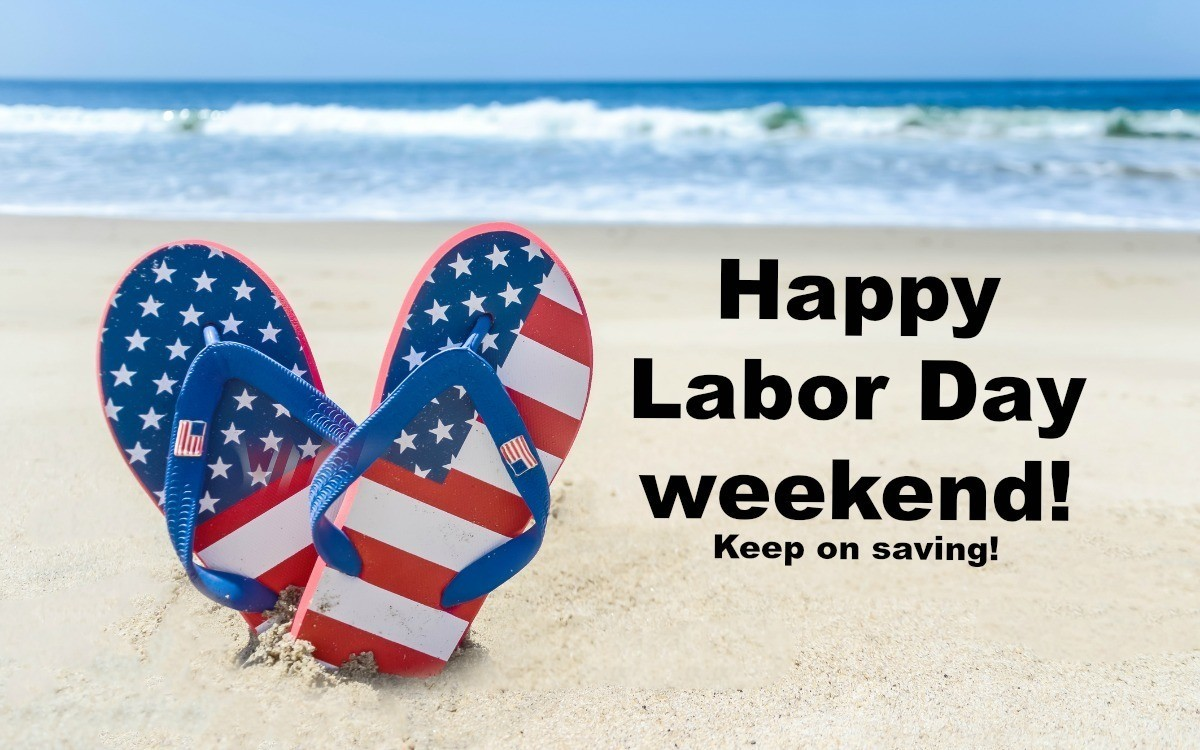Labor day weekend shopping deals