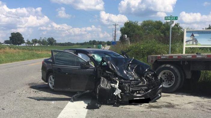 Car Accident King William Va