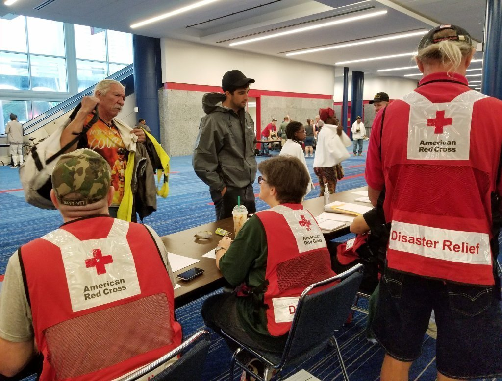 Harvey relief exactly why people refuse to donate to the american red cross the san diego union tribune