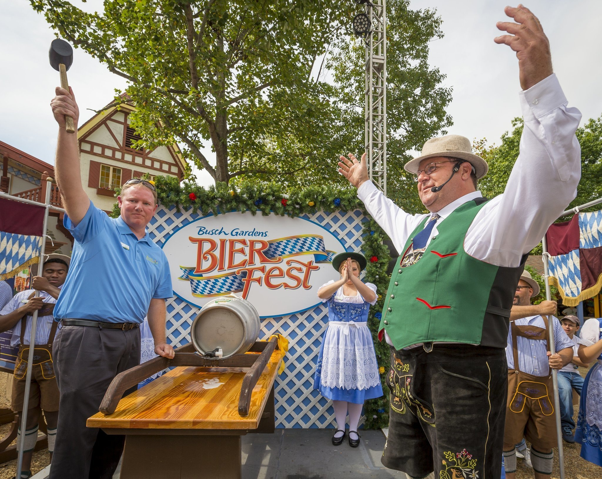 Image Result For Busch Gardens Beer Festival