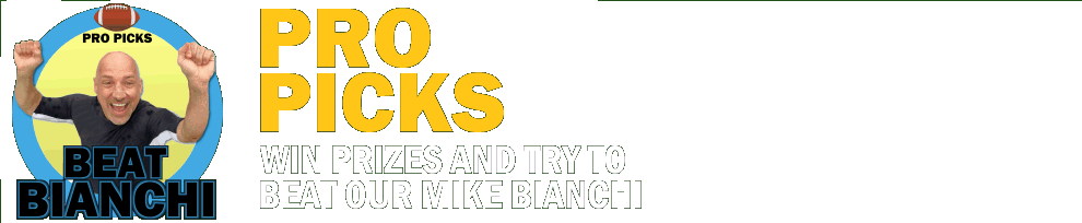 Beat Bianchi - Pro Picks: Win prizes and try to beat our Mike Bianchi