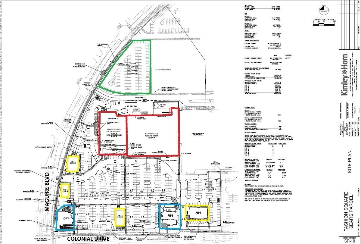 Seritage files plans for two new dining outparcels at fashion square growthspotter for Olive garden fashion square mall