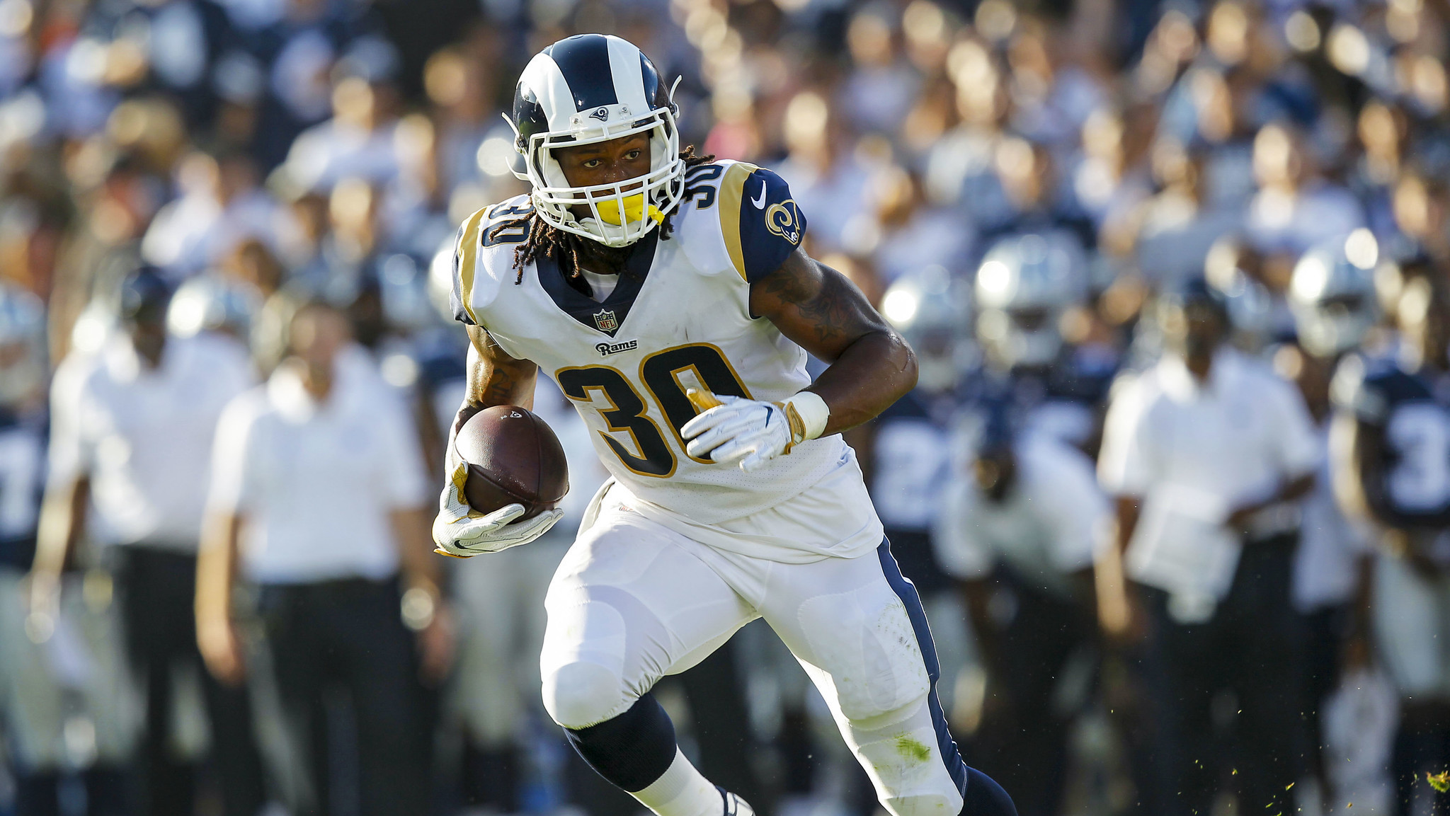 Todd Gurley Looks To Atone For Rams Failures And His Role