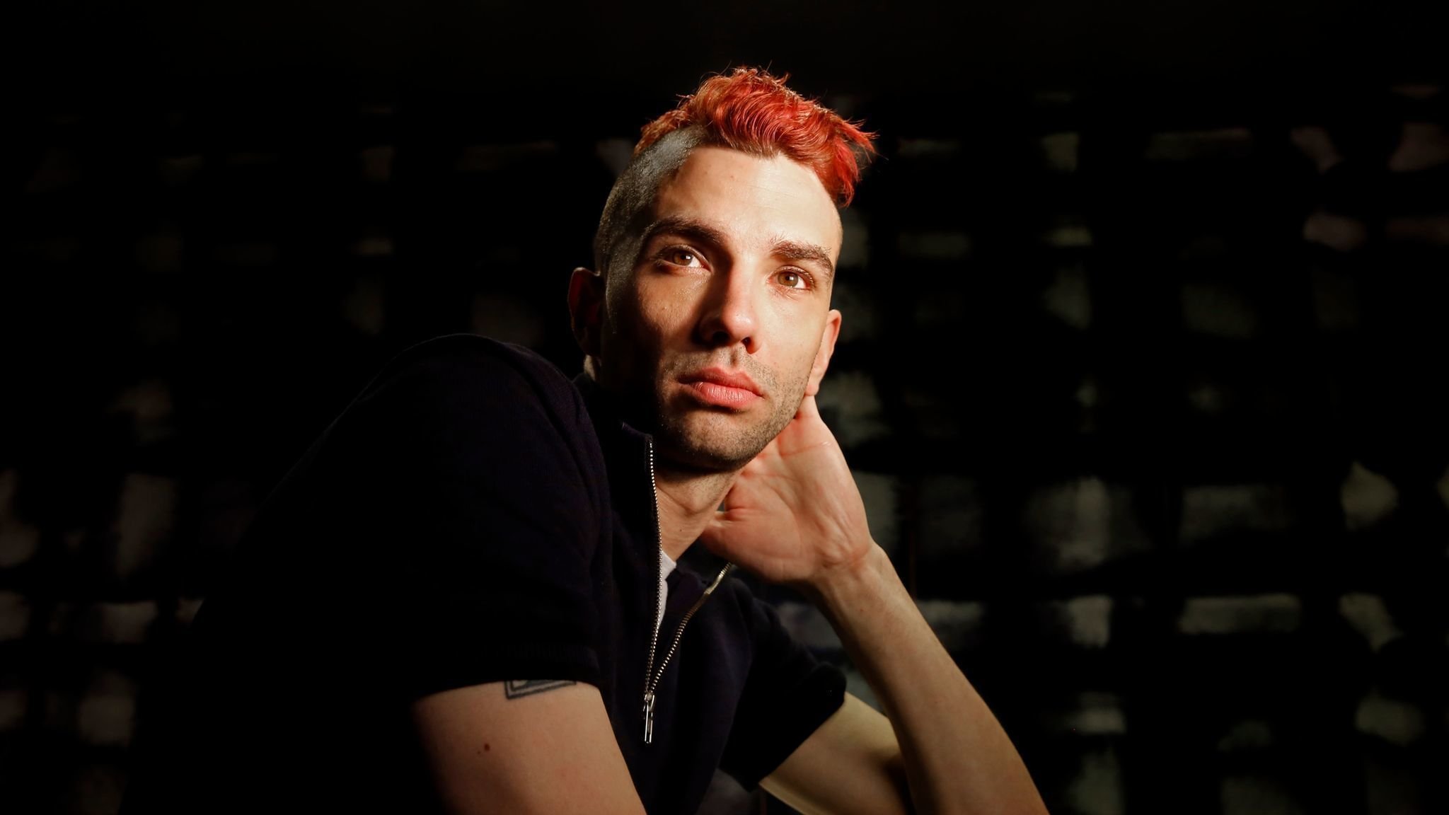 jay baruchel moves behind the camera with bloodontheice