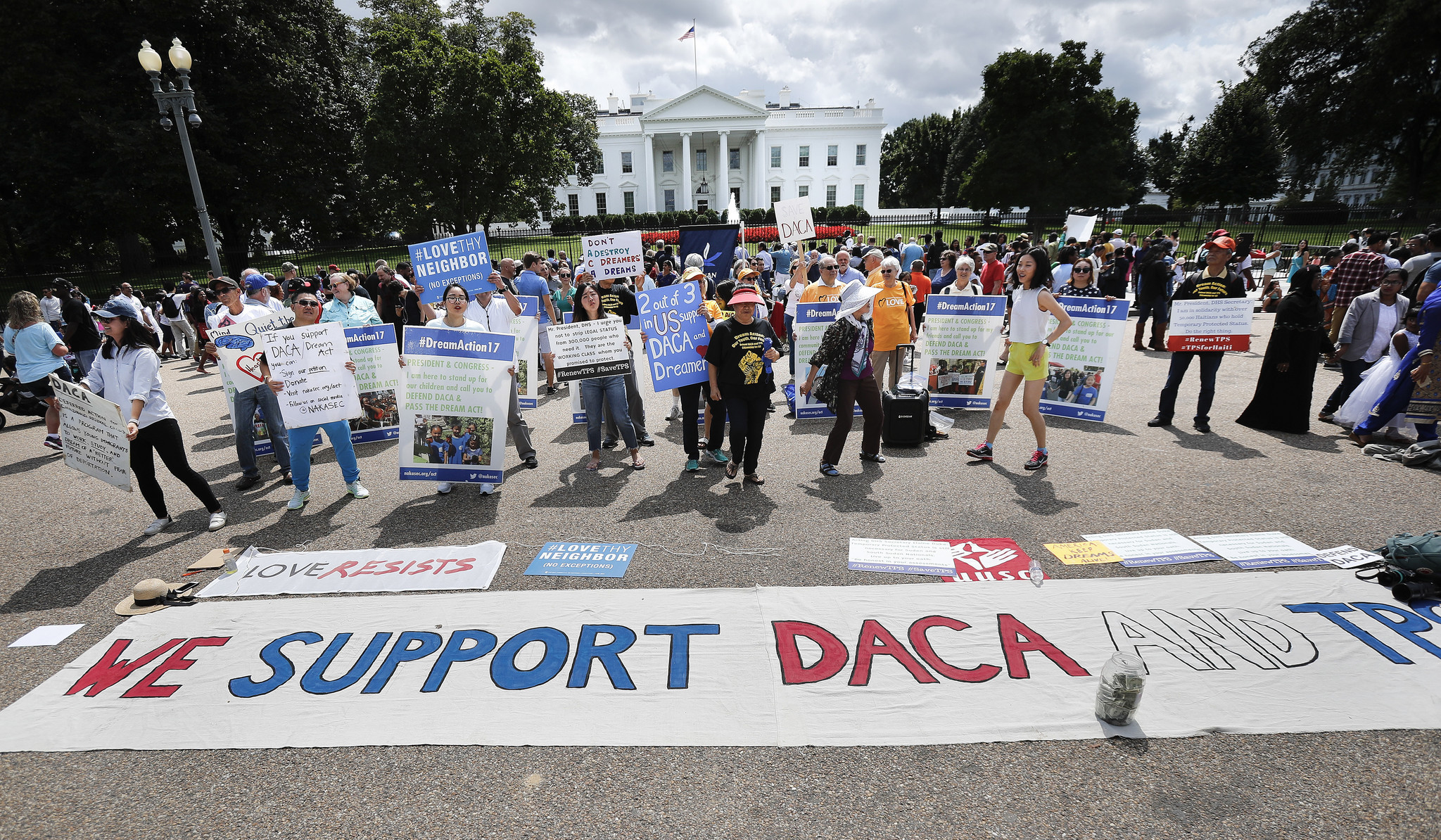 Image result for trump daca
