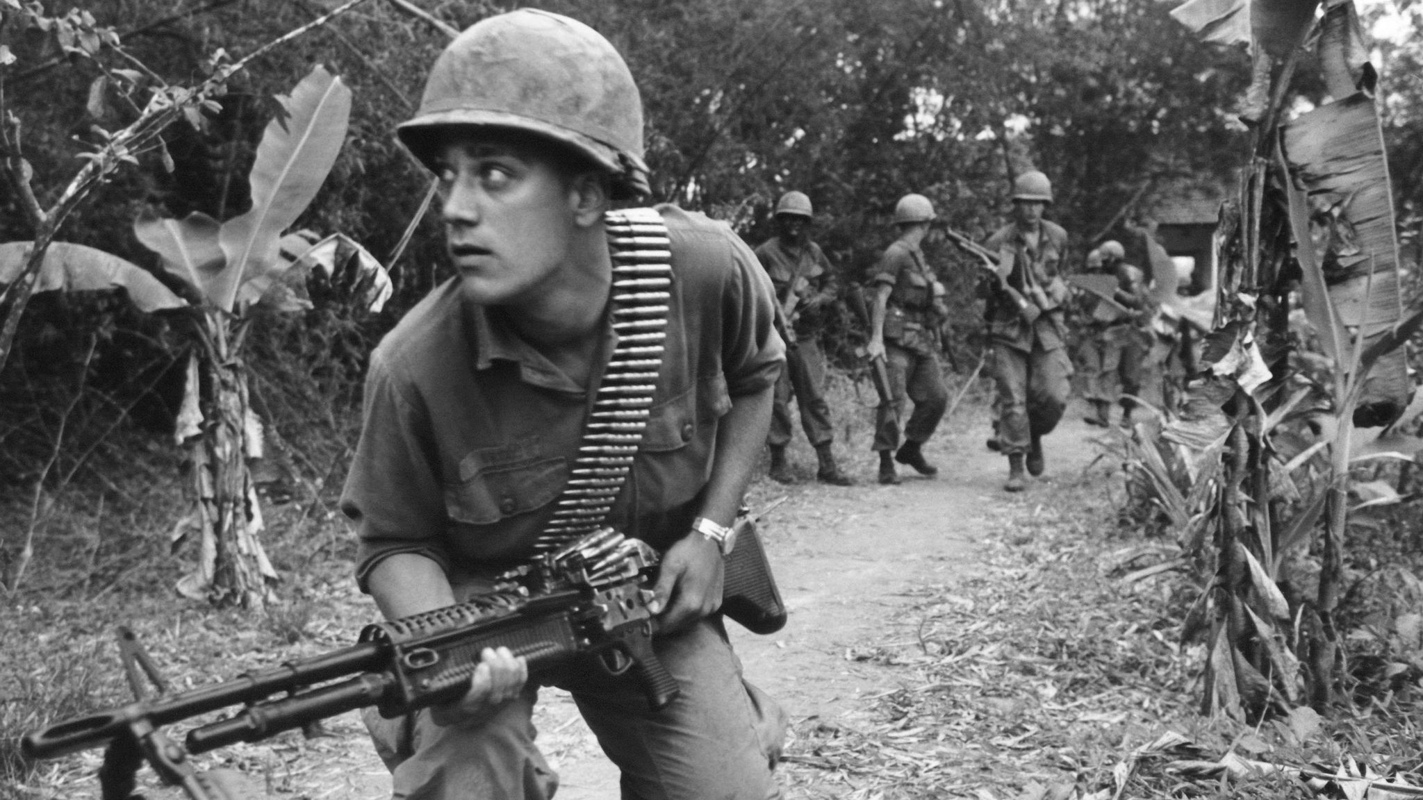 "was the vietnam war necessary The vietnam war in forty quotes  date in the vietnam war:  shore up sagging public support for the war ""it became necessary to destroy the town to save it"" —ap correspondent peter."