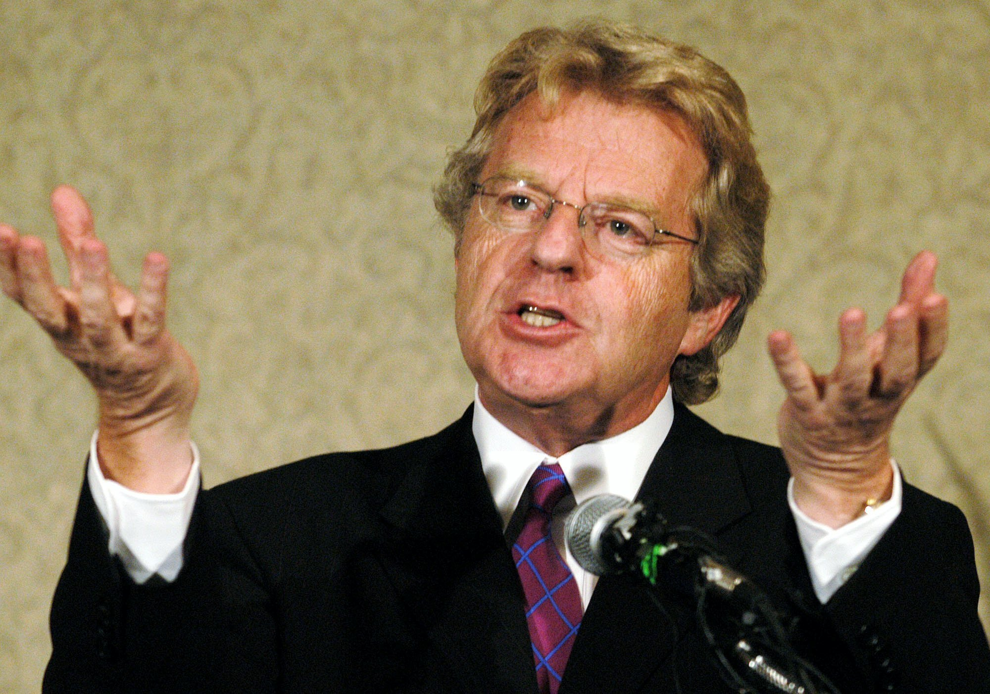 Jerry Springer is seriously thinking about running for ...