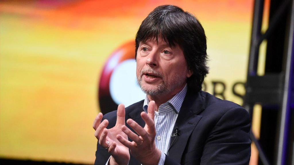 "Ken Burns talked about ""The Vietnam War"" at the Television Critics' Assn.'s summer press tour in July."