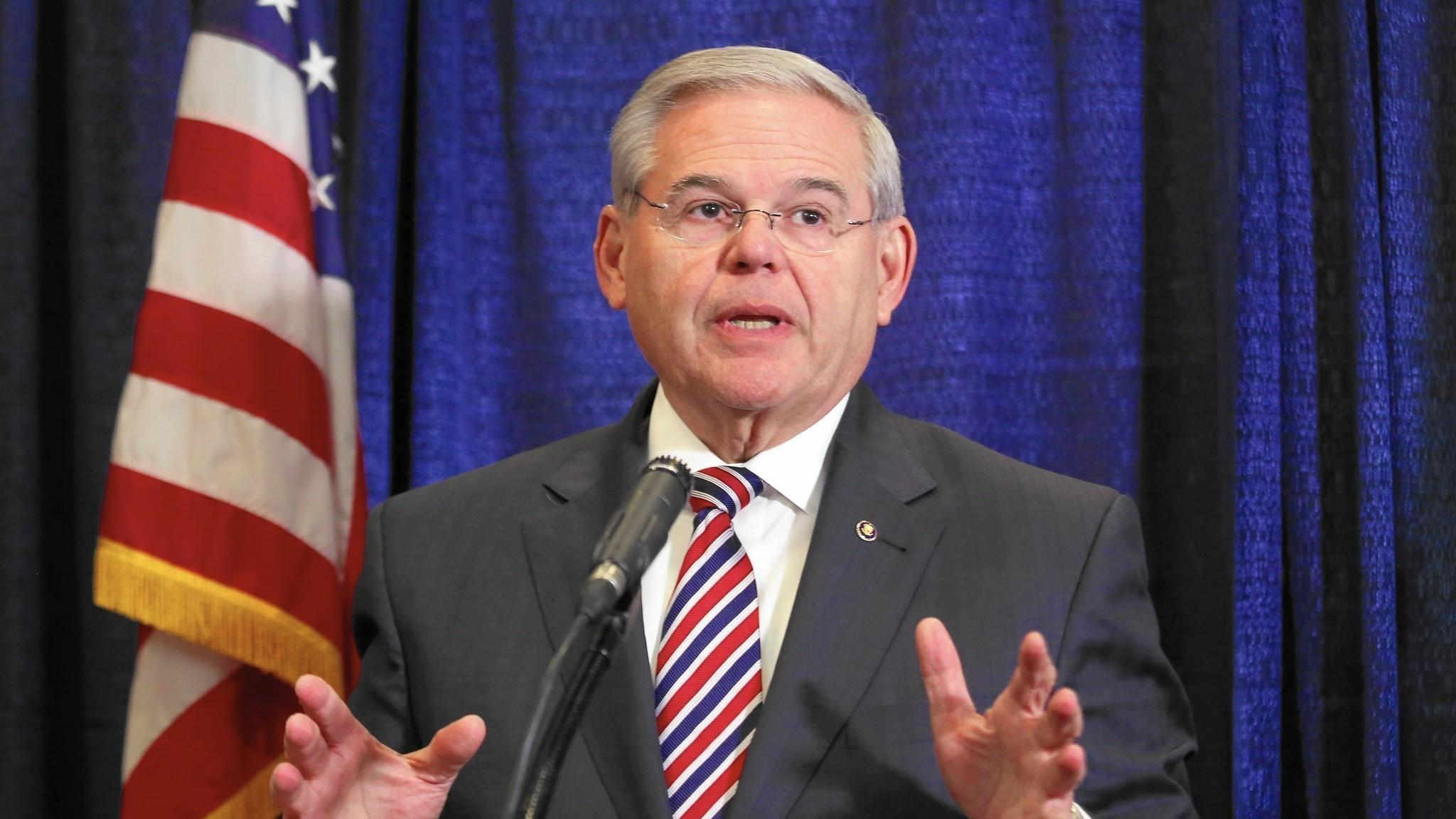 Mitch McConnell calls for ethics investigation into Bob Menendez after mistrial declared