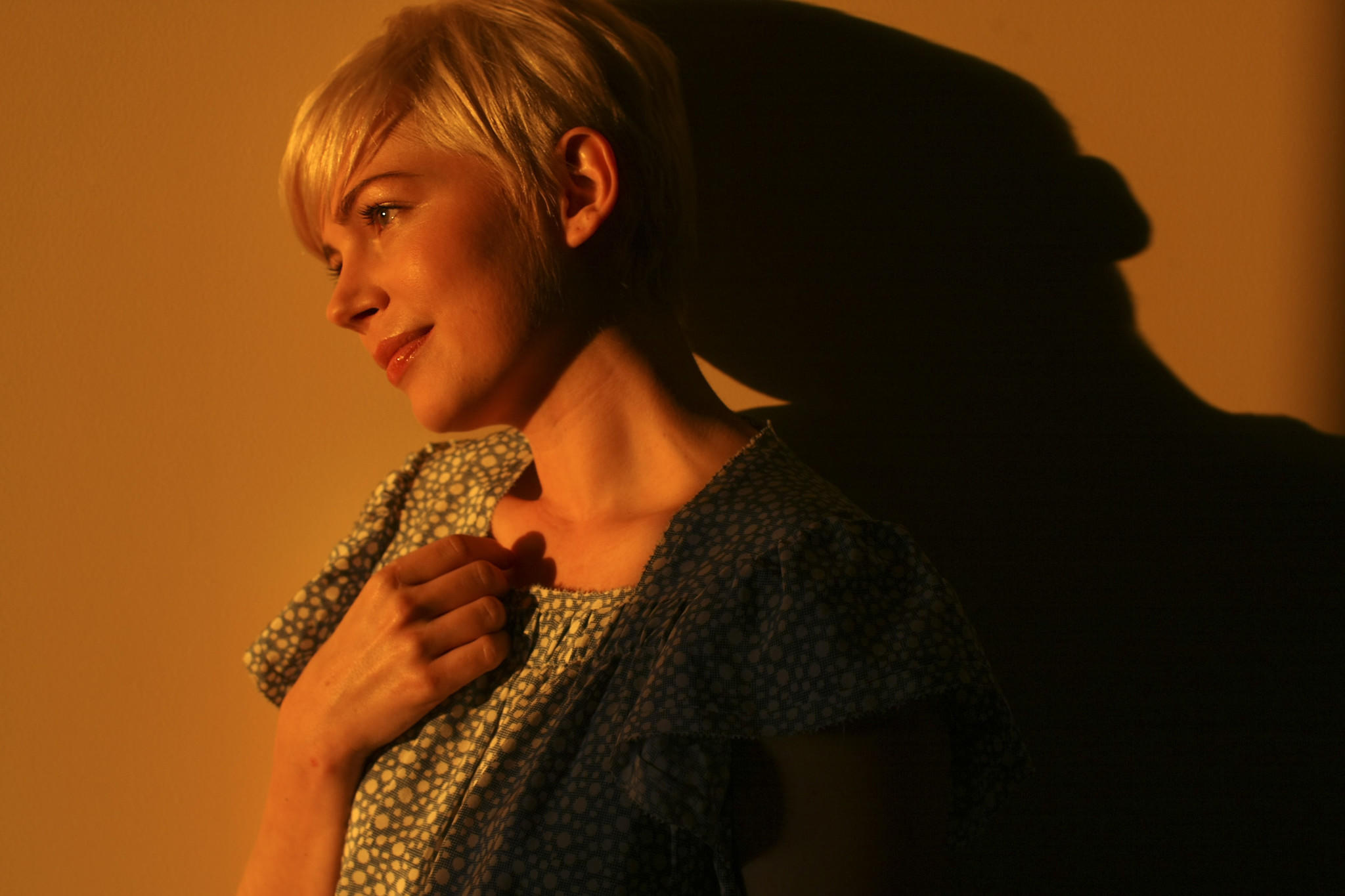 Michelle Williams (Brian van der Brug / Los Angeles Times)