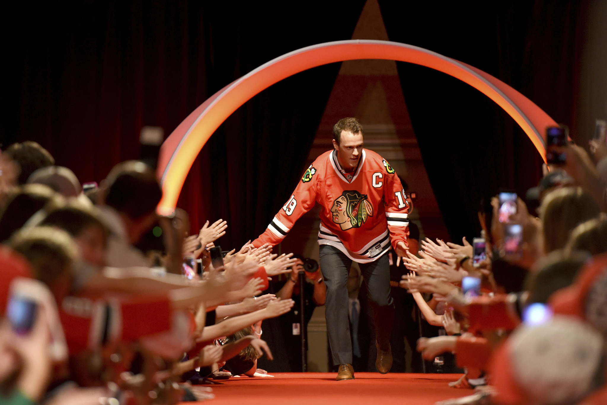 blackhawks release tv schedule for upcoming season - chicago tribune