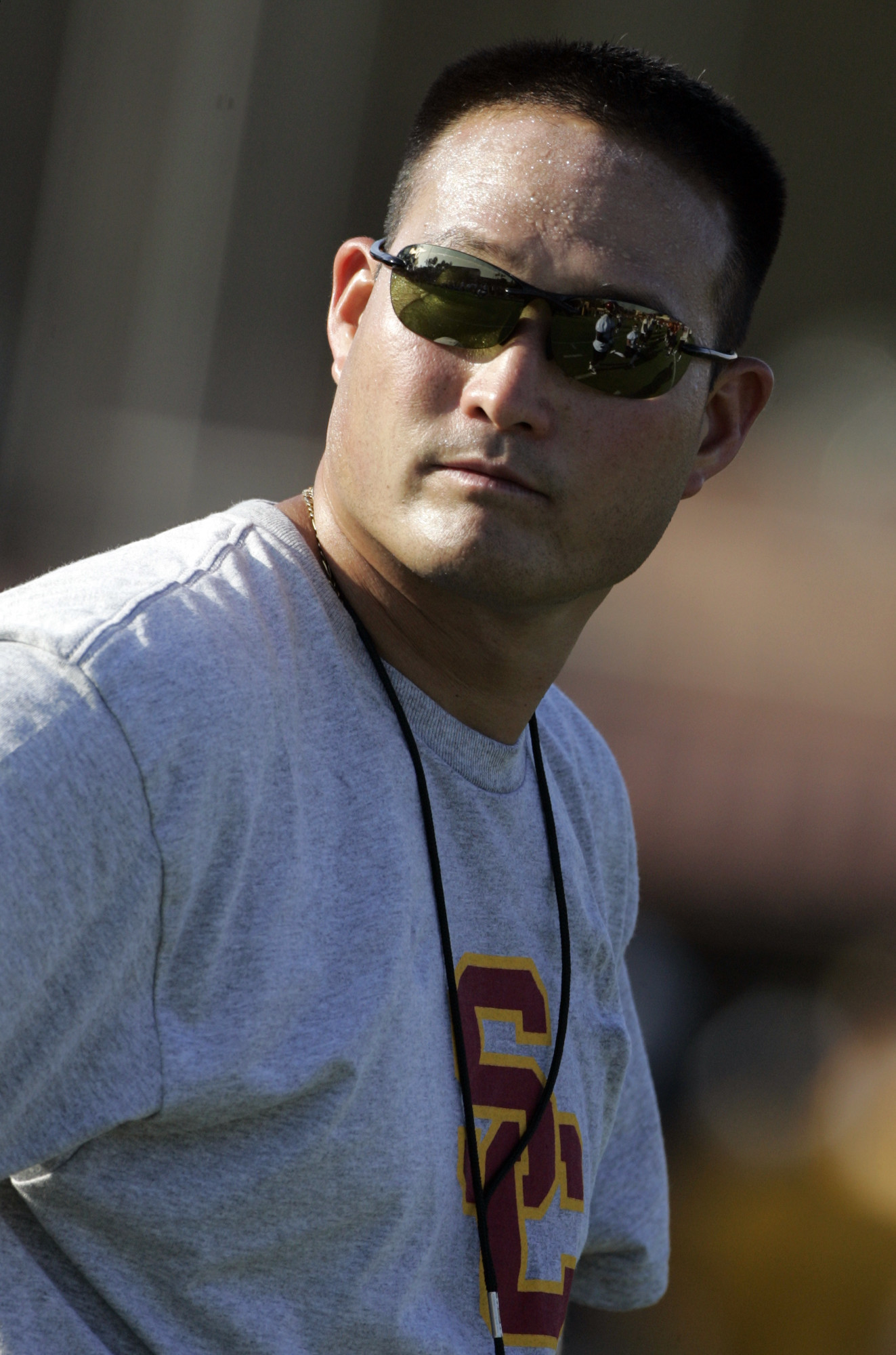 Rocky Seto was assistant coach for USC.
