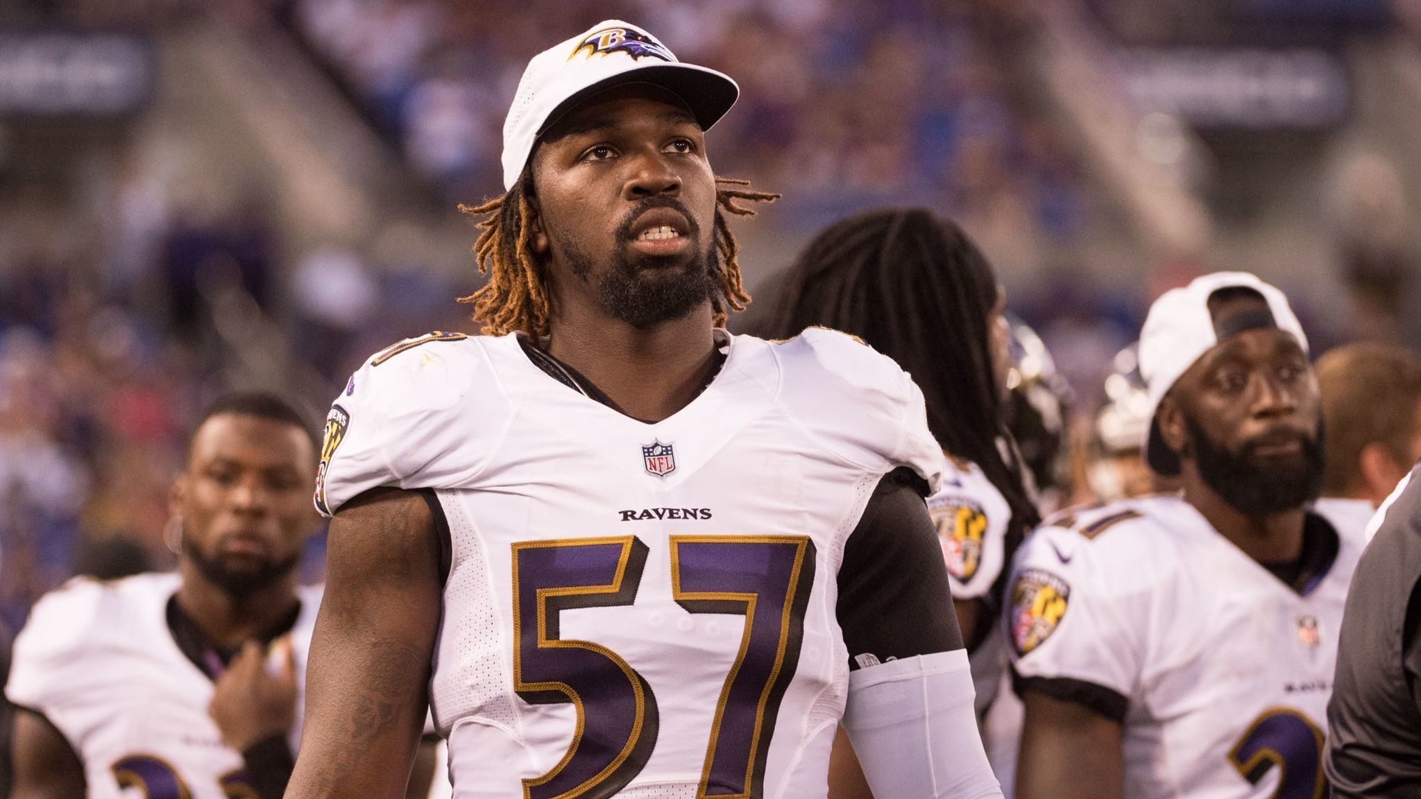 Q&A with Ravens middle linebacker C J Mosley Baltimore Sun