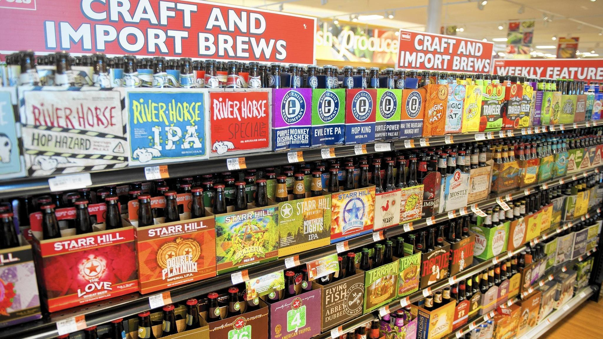 Should Maryland Grocery Stores Sell Beer Baltimore Sun