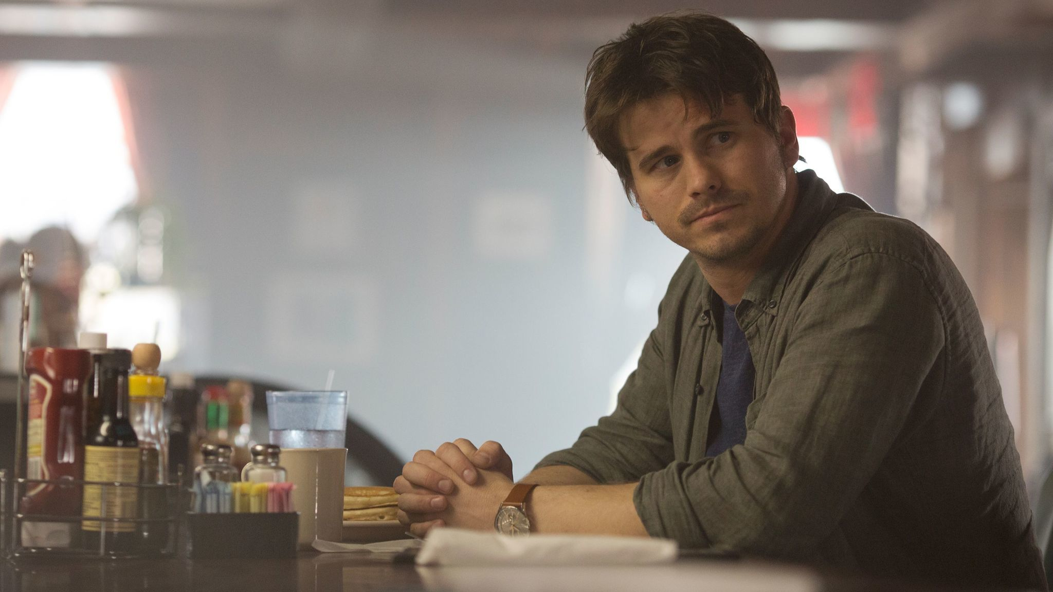 "Jason Ritter in ""Kevin (Probably) Saves the World."""