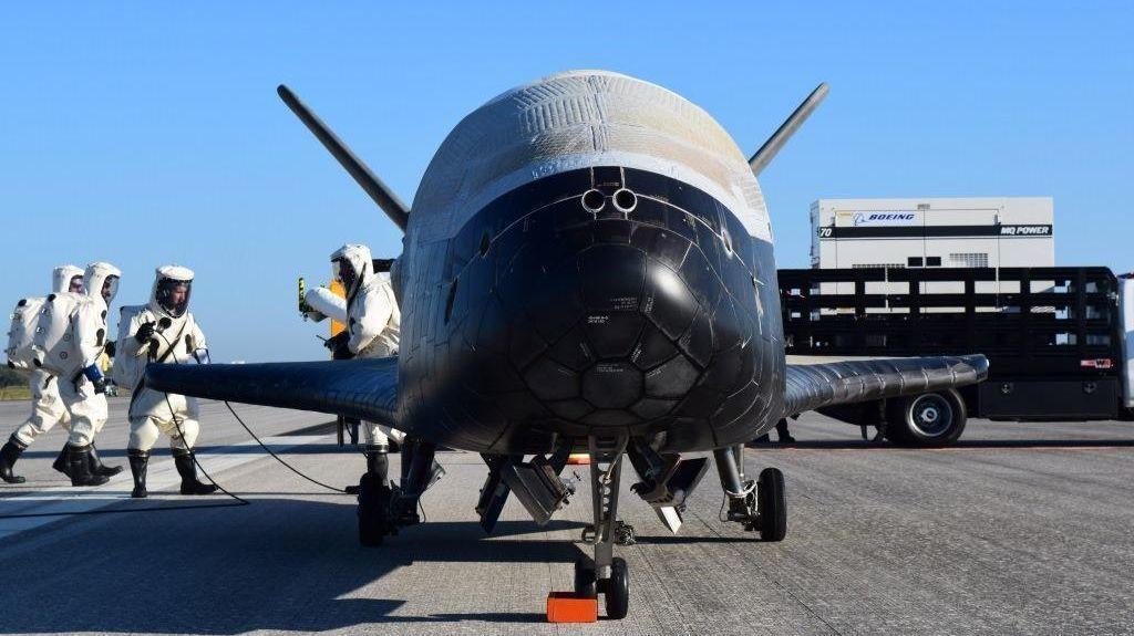 Air space drone