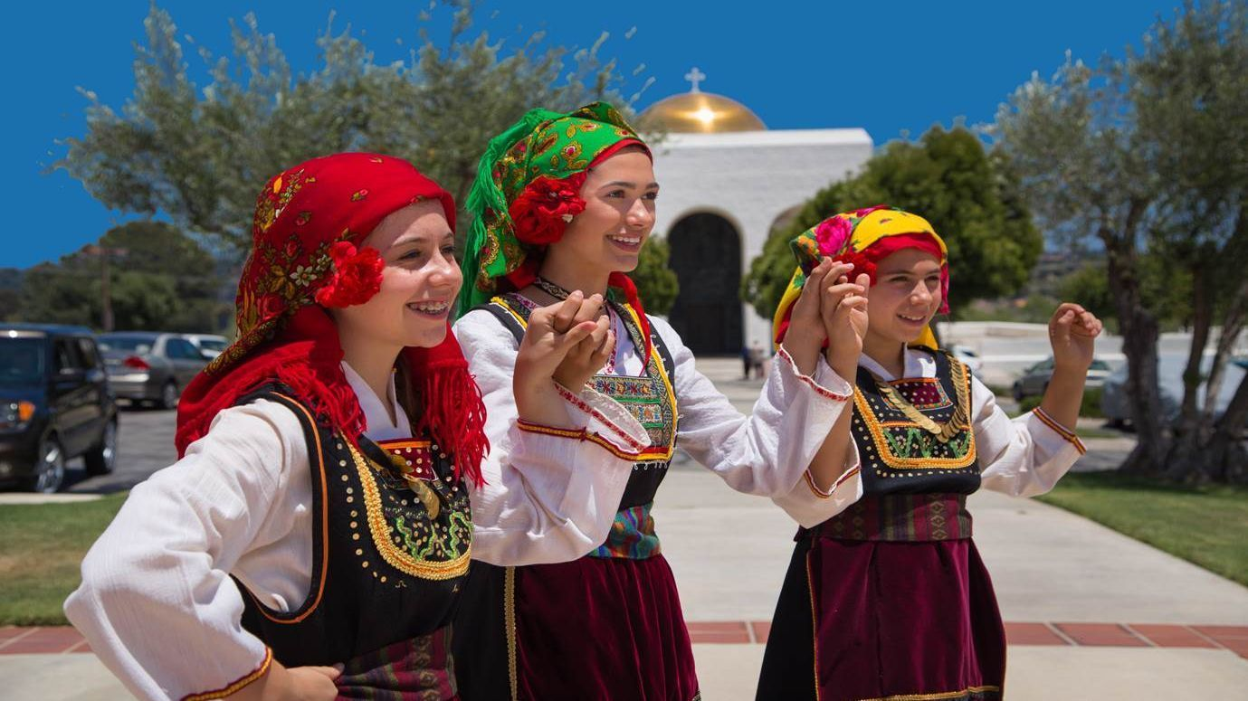 Cardiff Greek Festival features music, food, dancing, shopping and more.