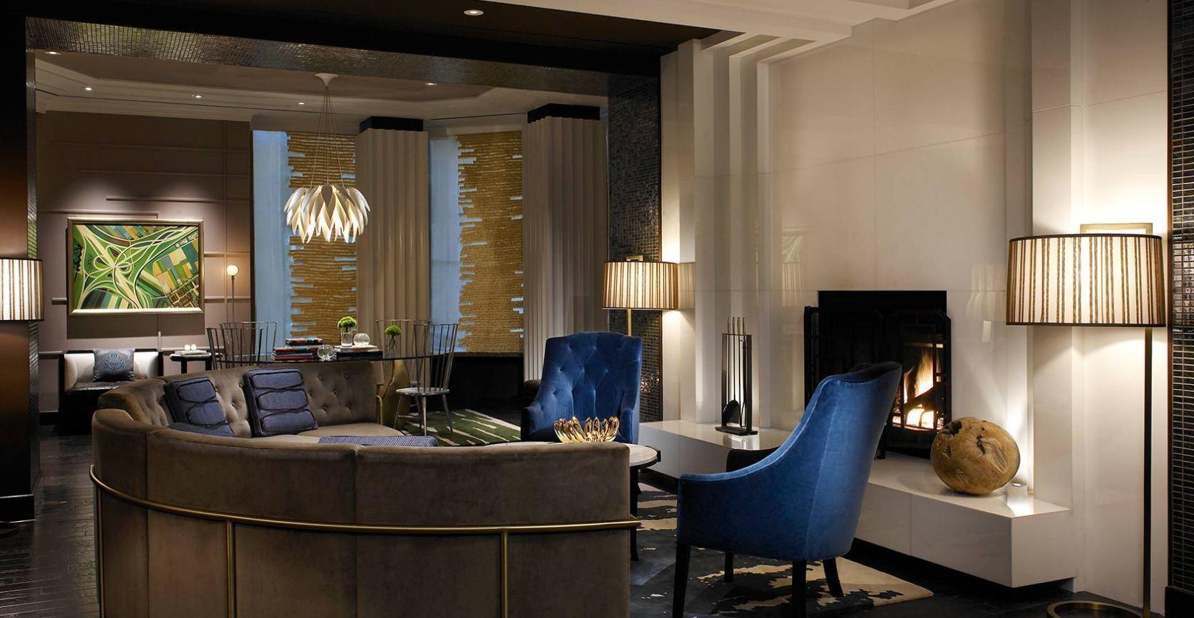 Philadelphia 39 s kimpton hotel palomar a unique and for Hotel monaco decor