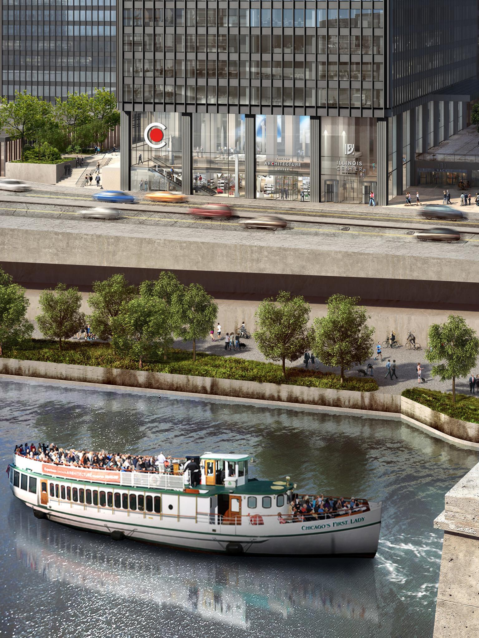Chicago Architecture Foundation Walking Tour chicago architecture foundation gets a new home - chicago tribune