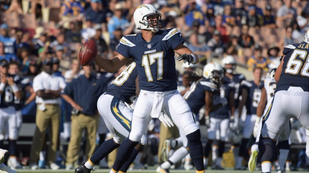 Chargers Know Season Hinges On Keeping Rivers Healthy