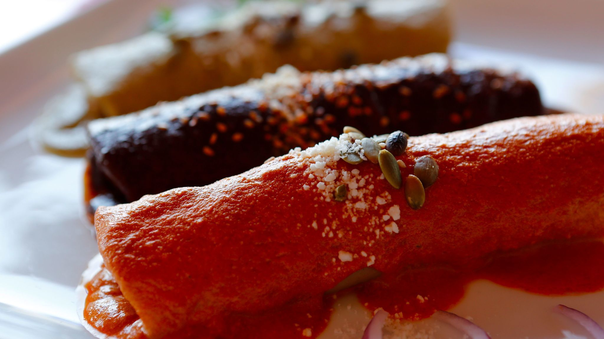 The largest Mexican food festival in the U.S. is happening in Los Angeles. Get ready for mole!