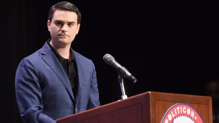 Ben Shapiro (Joshua Blanchard / Getty Images for Politicon)