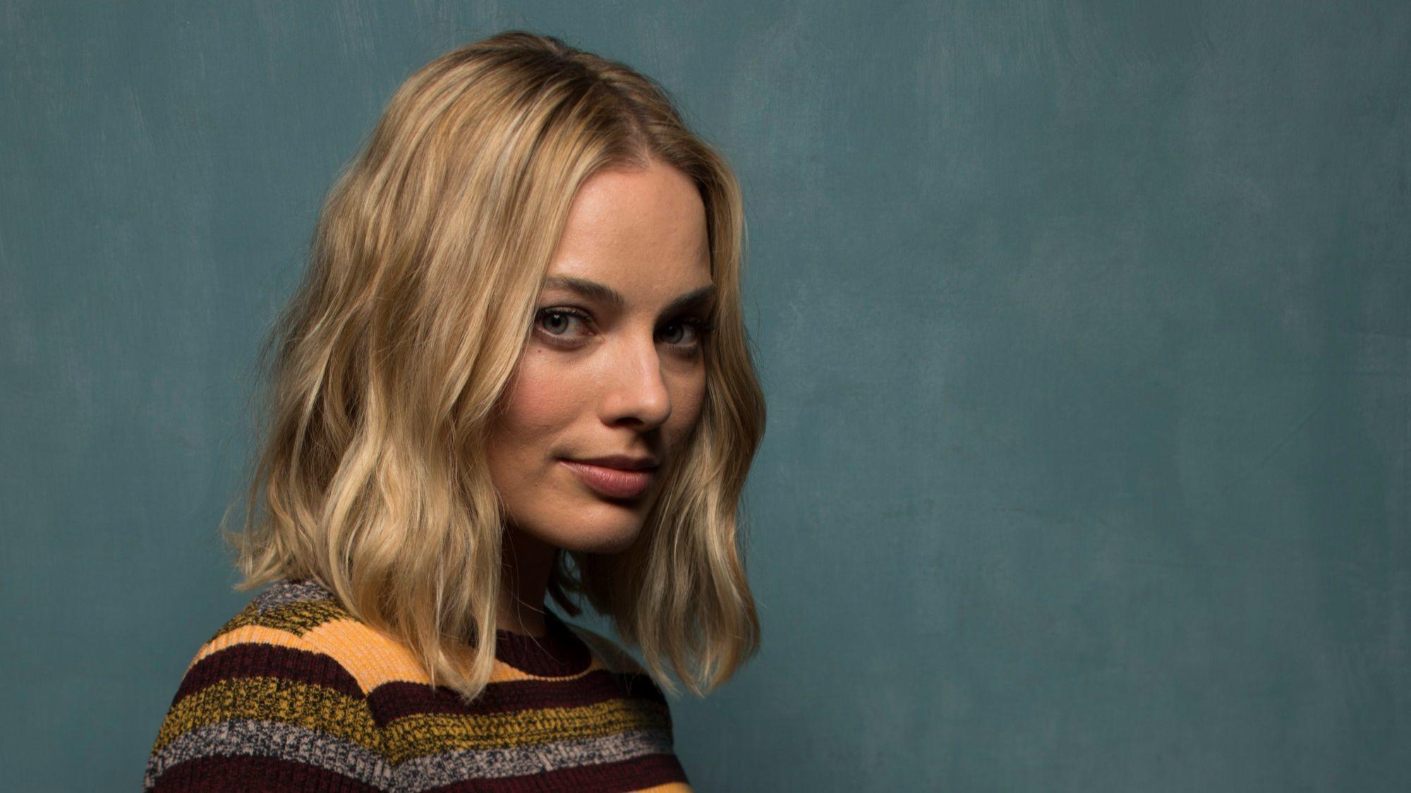 Margot Robbie. (Jay L. Clendenin / Los Angeles Times)