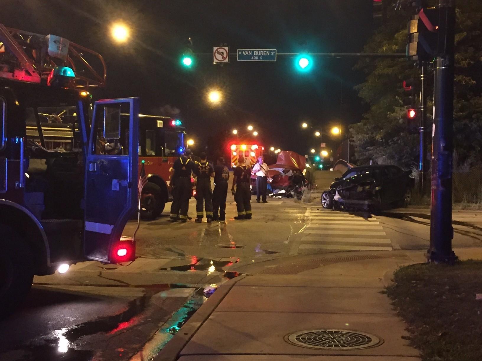 Richardson Car Accident Ct