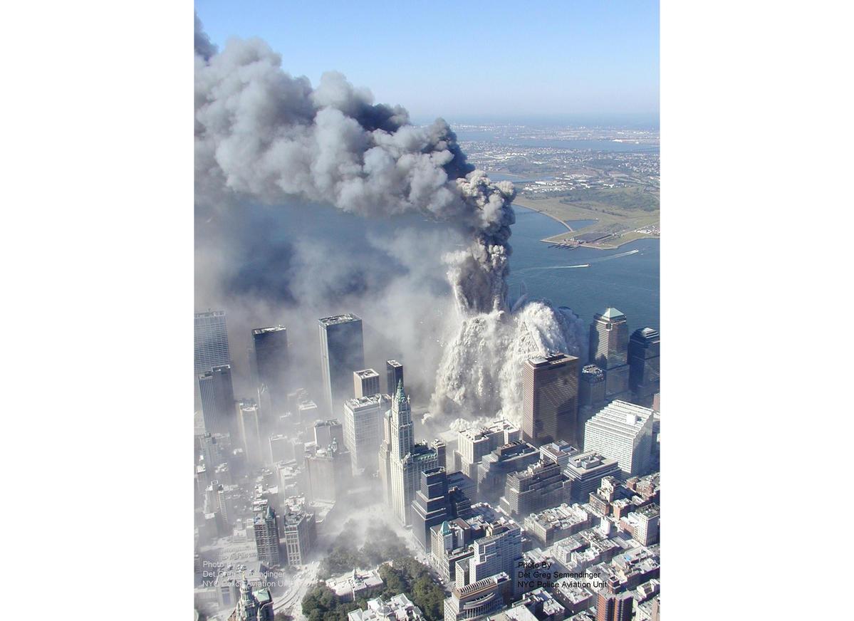Terrorist 911