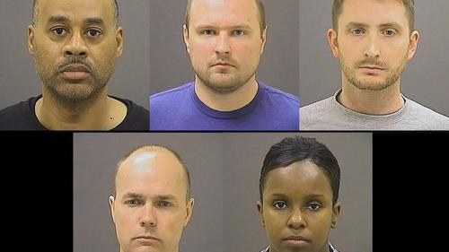 Public disciplinary trials scheduled for five Baltimore police officers in Freddie Gray case