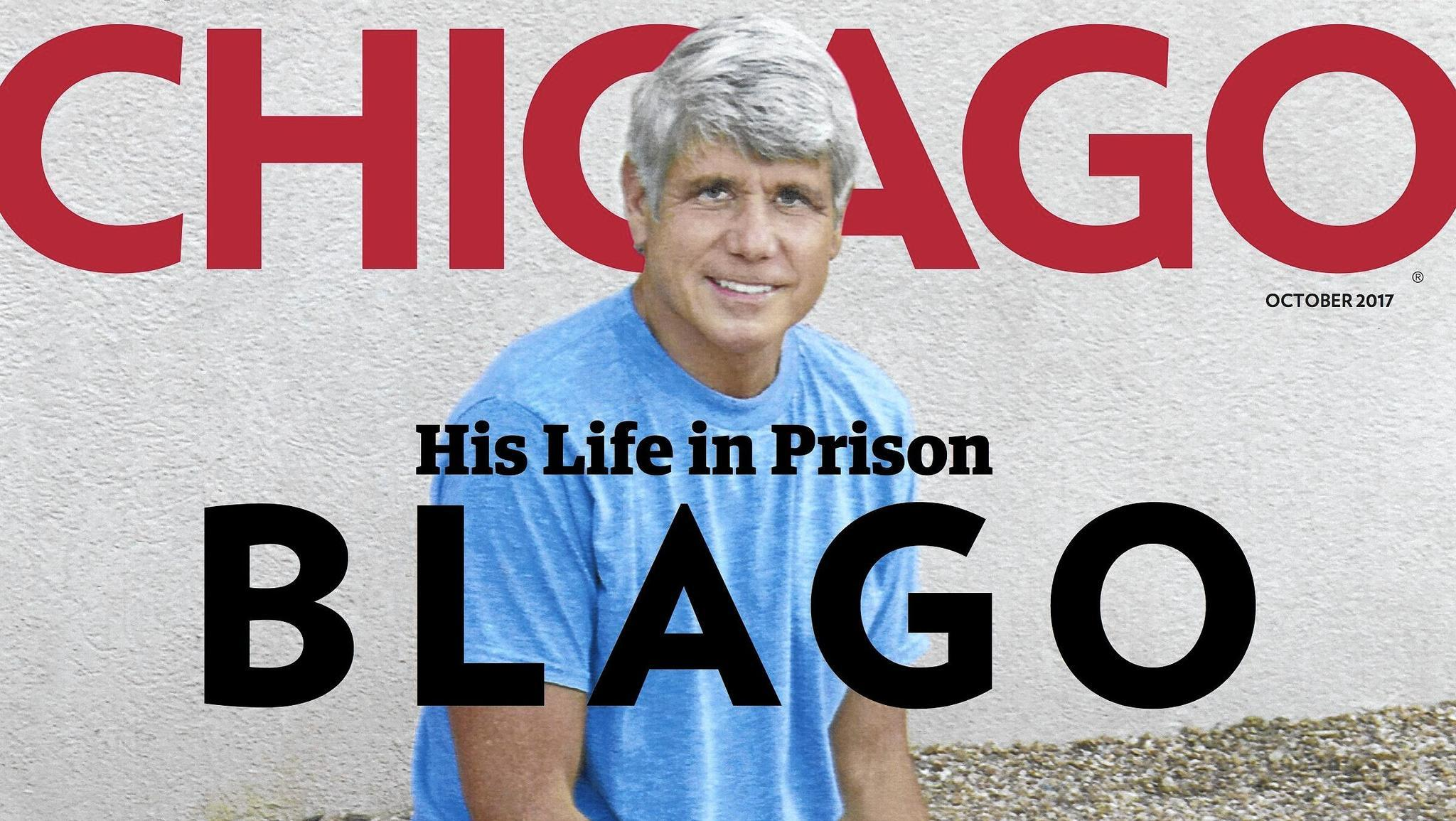 blagojevich unrepentant but bruised reflects on prison