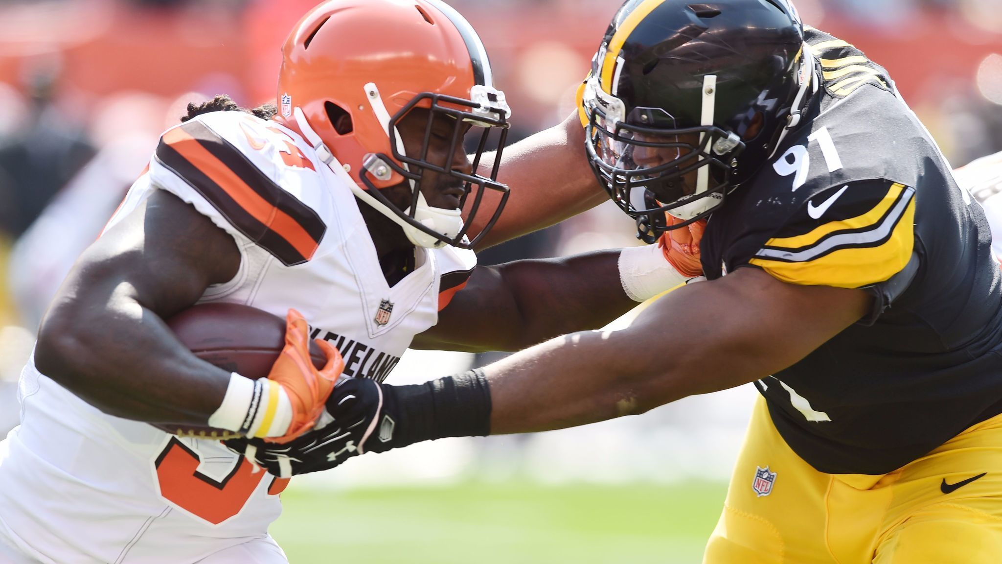 UPDATED Biceps injury might not even keep Stephon Tuitt out one