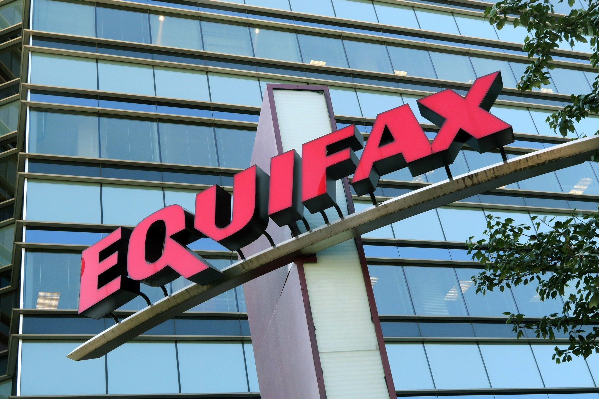 Image result for equifax building